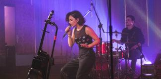 Marcelina z klipem do utworu Zwierzęta Origami