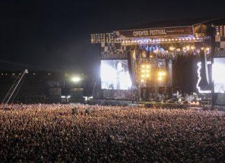 Rozpiska godzinowa Open'er Festival