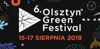 Ostatnie muzyczne ogłoszenie Olsztyn Green Festival