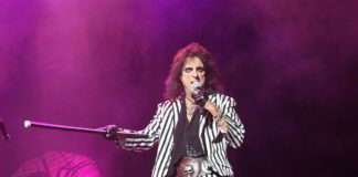 Alice Cooper ogłosił wydanie EP-ki