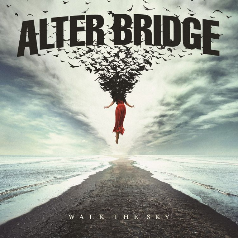 Okładka nowej płyty Alter Bridge