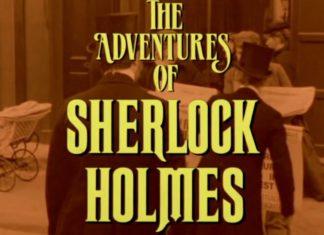 Sherlock Holmes The Adventures of Sherlock Holmes. Fair use