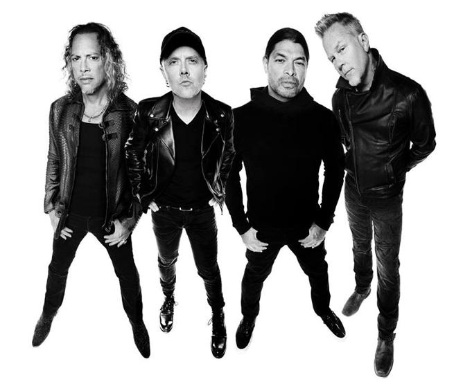 Metallica wyda wkrótce książkę dla dzieci