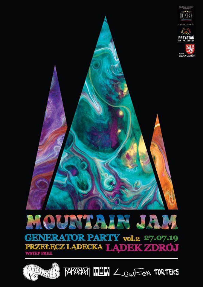 Mountain Jam Generator Party