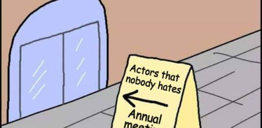 Najbardziej cenione gwiazdy filmowe