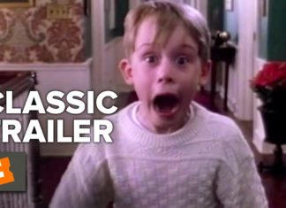 Macaulay Culkin jako tytułowy Kevin sam w domu