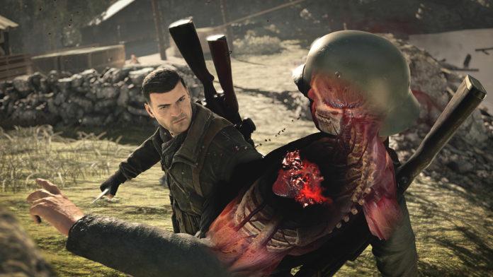 PlayStation Plus na sierpień - Sniper Elite 4