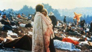 amerykański Woodstock 1969