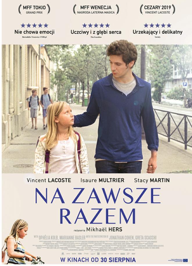 Plakat filmu Na zawsze razem