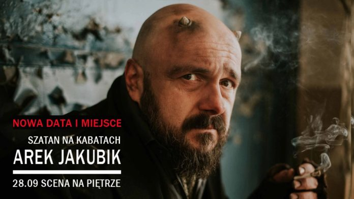 Szatan Na Kabatach - Arek Jakubik
