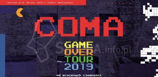 Game Over - COMA
