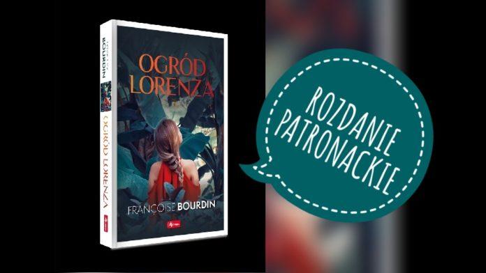 Wygraj książkę - Ogród Lorenza