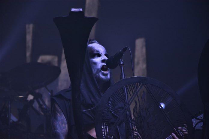 Behemoth - mistyczny i mroczny