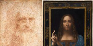 Leonardo da Vinci i Zbawiciel Świata