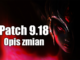 League of Legends - opis zmian Patch 9.18