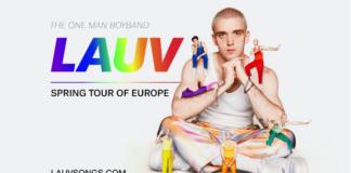 Lauv ogłosił swój pierwszy koncrt w Polsce!