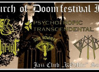 Church Of Doom Festival II