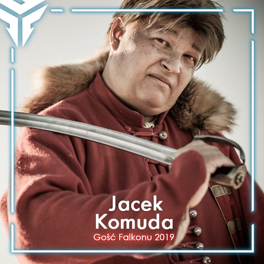 Jacek Komuda Falkon 2.0