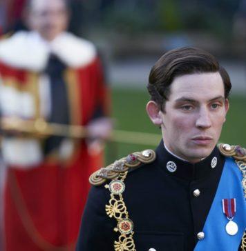 Książę Filip w The Crown