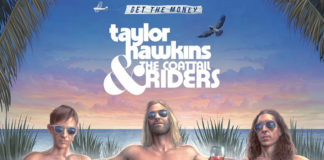 Taylor Hawkins z Foo Fighters prezentuje nowy album studyjny!