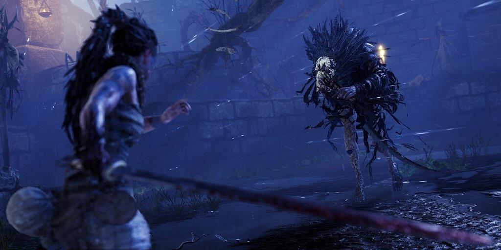 Mitologia nordycka - Hellblade