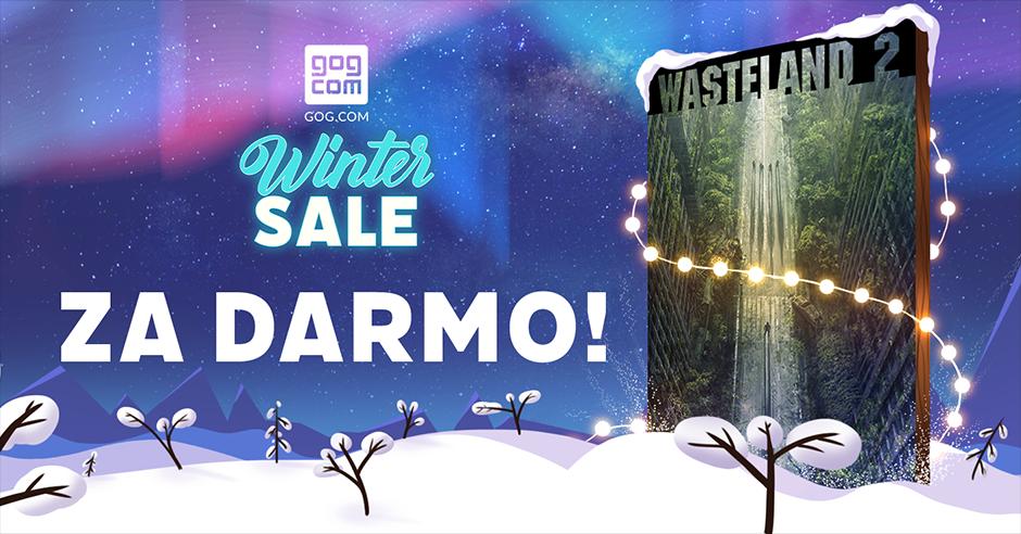 GOG.com Zimowa Wyprzedaż Winter Sale