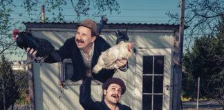 Bracia Figo Fagot zapowiadają pierwsze przyszłoroczne koncerty