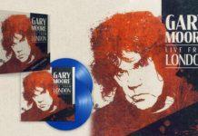 Nowy album koncertowy Gary'ego Moore'a