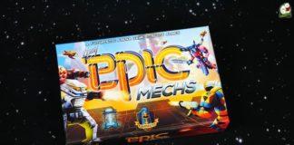 Tiny Epic Mechs
