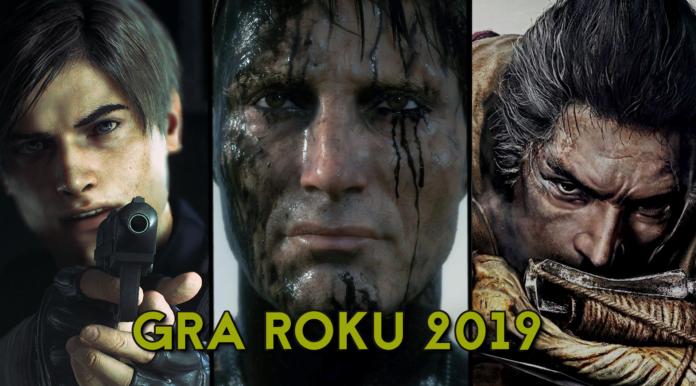 Najlepsze gry 2019
