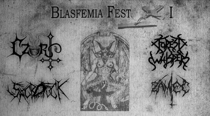Blasfemia Fest 2020 - rozpiska imprezy