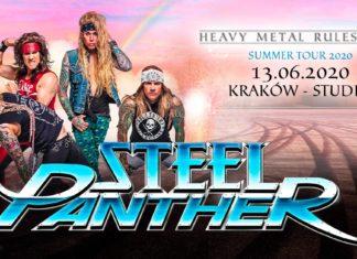 Steel Panther powracają do Polski!