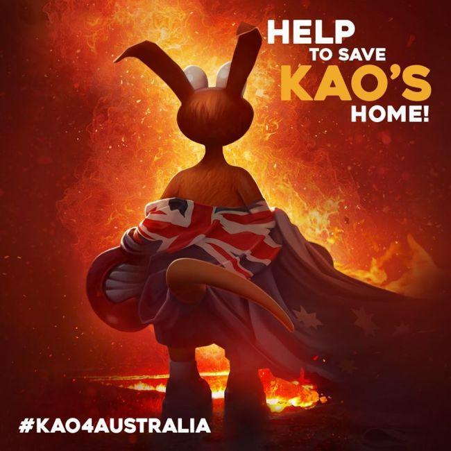 pomoc Australii