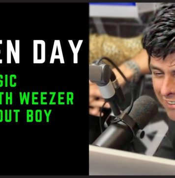 Green Day, Weezer i Fall Out Boy