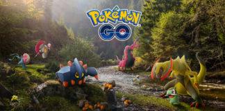 Nowe okazy z regionu Unova w Pokemon GO