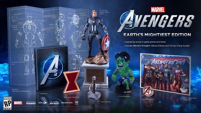 Marvel's Avengers - Earth Migtiest Edition