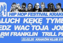 Hip-Hop Fest Kraków - rozpiska imprezy