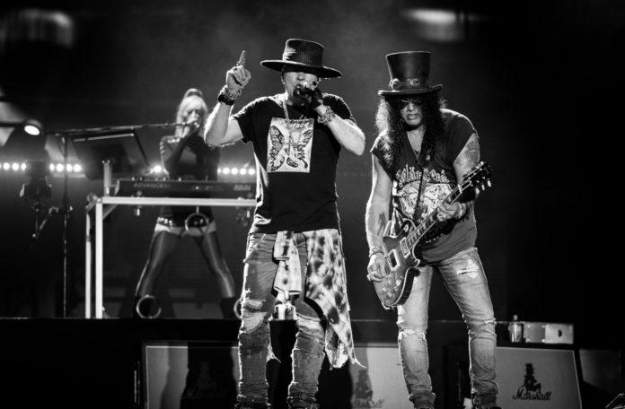 Guns N' Roses rozszerzają tegoroczne tournée!