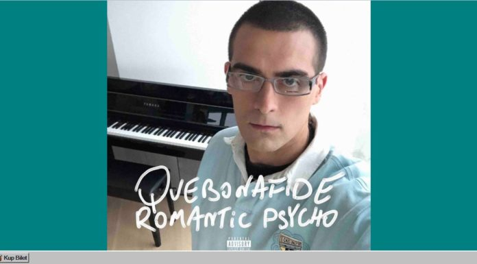 Romantic Psycho Quebo