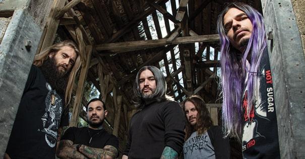 Suicide Silence w Polsce - szczegóły koncertu