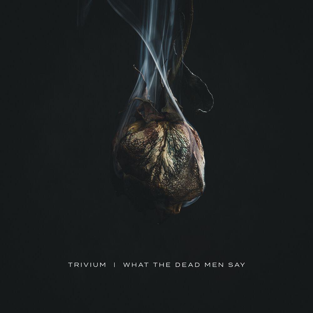 Okładka najnowszego albumu Trivium