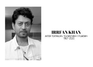 Irrfan Khan, aktor miał 53 lata