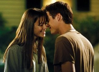 Kadr z filmu Szkoła Uczuć