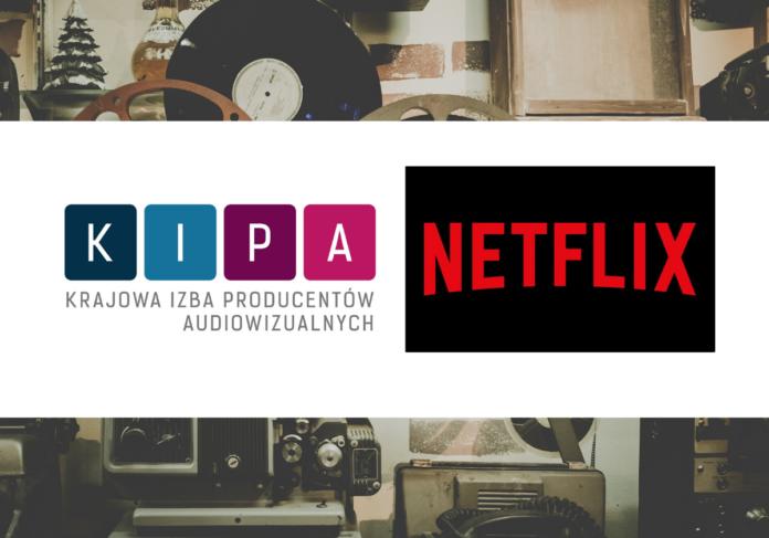 KIPA i Netflix fundusz Producenci pomagają ekipom