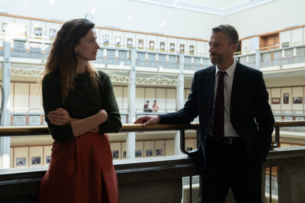 Zbliżająca się premiera polskiego serialu W głębi lasu na Netflixie