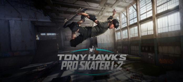 Tony Hawk's Pro Skater 1 i 2