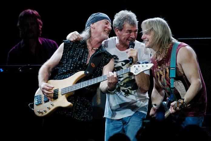 Deep Purple przekładają datę polskiego koncertu