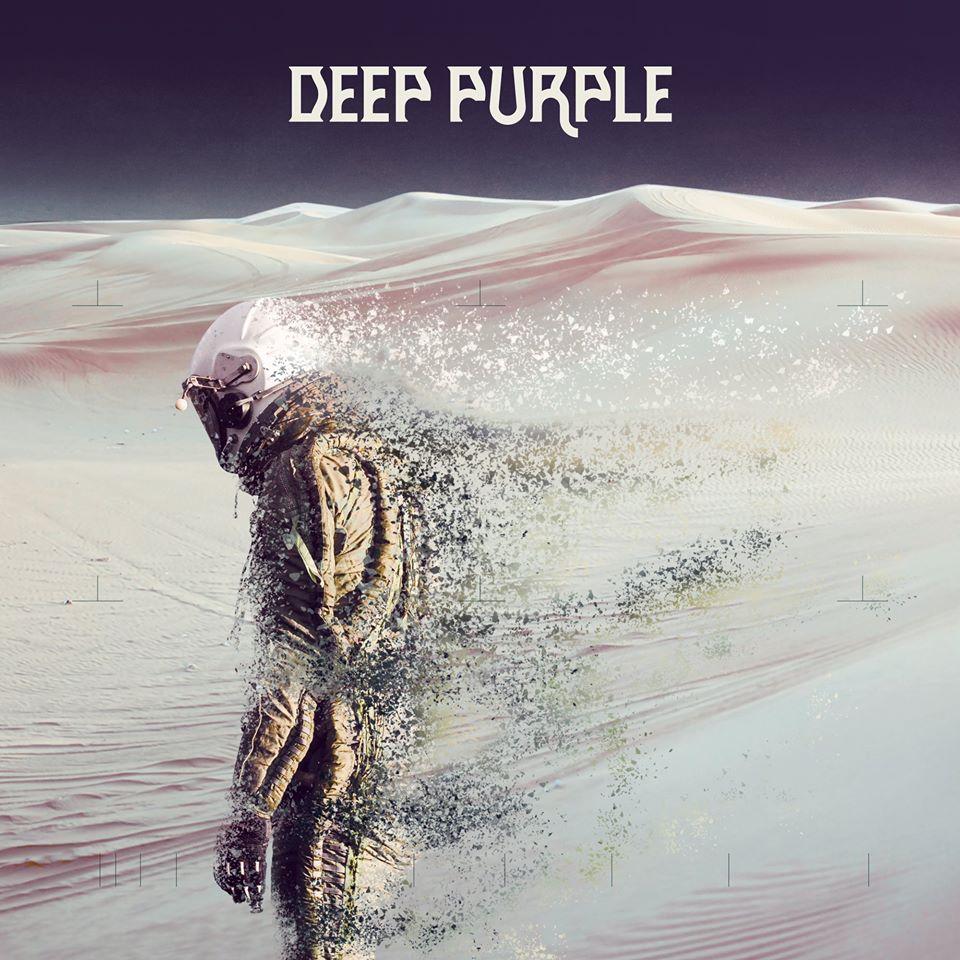 Okładka nadchodzącego albumu Deep Purple