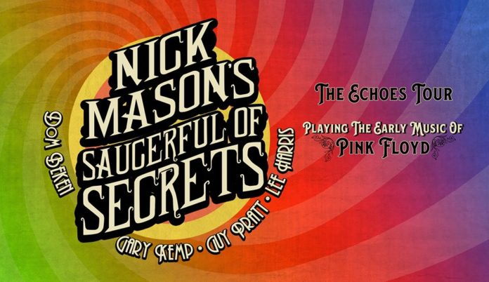 Nick Mason (perkusista Pink Floyd) powróci do Polski!