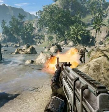 Crysis Remasstered